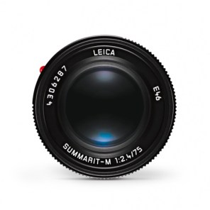 Leica Summarit-M 75mm f/2.4