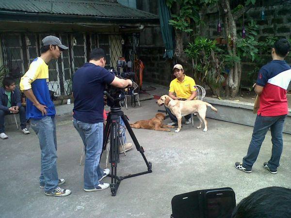 TV5's Good Morning Club featuring Dog Coach Francis with Makata Tawanan