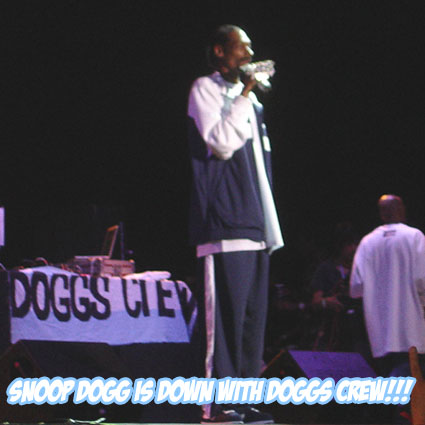 Snoop Dogg - Doggs Crew