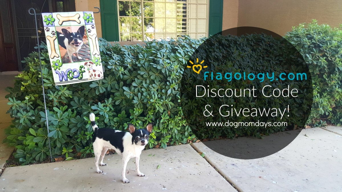 Jazz Up Your Garden With Flagology - Discount Code & Giveaway!