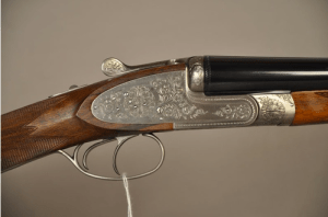 Browning BSS Sidelock, 12 ga. Side by Side Shotgun:
