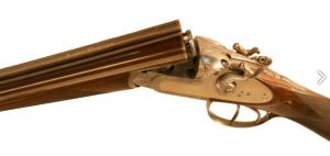 FAMARS Castore 12G Sidelock SXS Self Cocking Hammer Gun