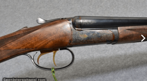 Connecticut Shotgun RBL 28 Ga Side-by-Side Shotgun