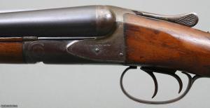 "Fox Sterlingworth Trap SxS Shotgun, 32"" barrels"