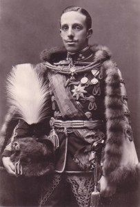 Alfonso XIII of Spain, pigeon shooter & owner of many Purdeys