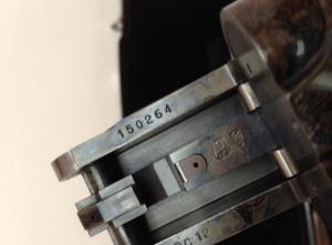 Perazzi DC-12 SxS Case Colored Double Barrel Shotgun