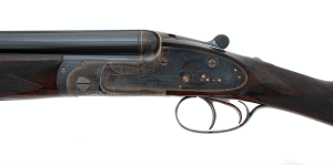 Best of the best: a 12 gauge Ogden Smiths & Hussey Imperial Ejector O/U...