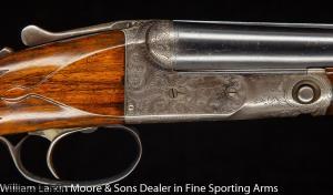 "PARKER BROS Model DHE SxS 20ga Shotgun Two barrel set 26"" & 30"""