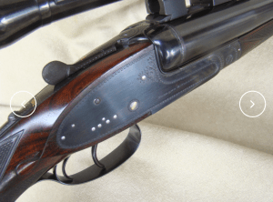 Holland & Holland .500/.465 Nitro SxS double rifle