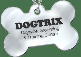 Dogtrix Daycare Logo