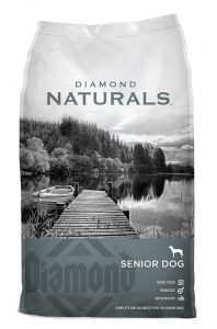 Best Dry Dog Food For Aging Dogs | Diamond Naturals Dry Food for Seniors