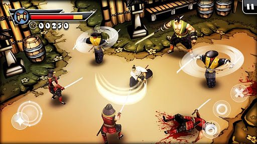 Samurai II: Vengeance THD