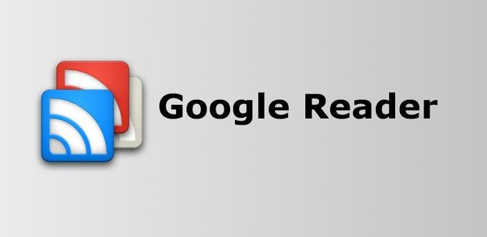 Google Reader app for android