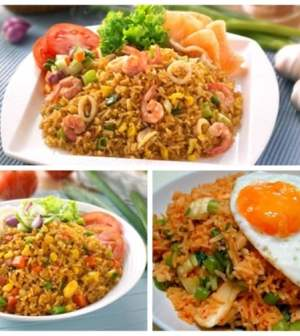 Bisnis Rumah Makan Lesehan : Usaha Nasi Goreng Sukses