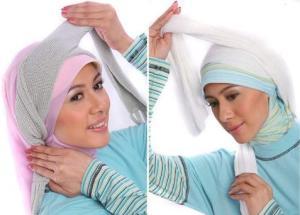 Tips dan Cara Memakai Jilbab Yang Trendy