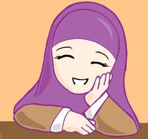 Rambut Berjilbab