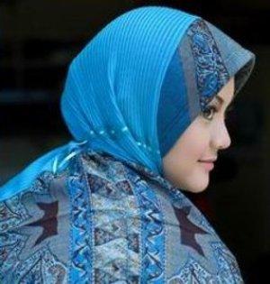 Cara Memakai Jilbab Sehari-Hari