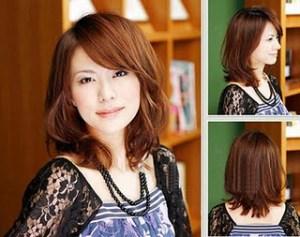 Model Rambut Wanita Ala Korea 2013