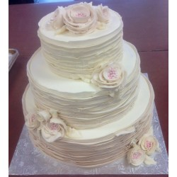 Small Crop Of Rustic Wedding Cakes