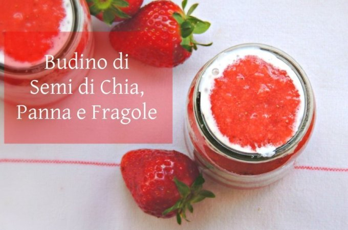 Budino di Chia e Fragole (3)