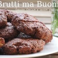 Brutti ma Buoni (Senza Farina, Senza Glutine, basso IG)
