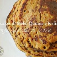 Pancakes Senza Uova e Senza Glutine (a Basso Indice Glicemico)