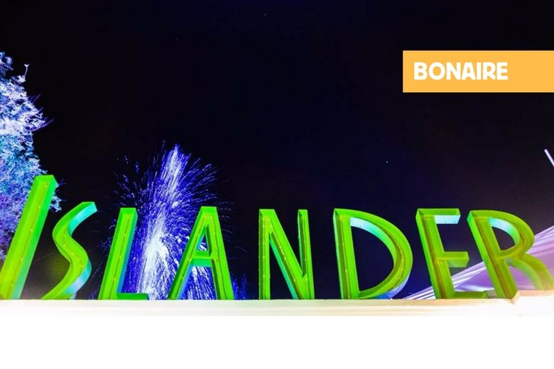 happy hour bij Islander Bonaire
