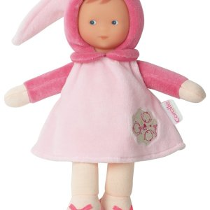 Corolle Babicorolle Miss Pink Cotton Flower Doll
