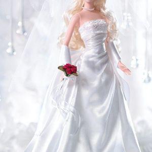 David's Bridal Unforgettable Barbie 2004 by Mattel