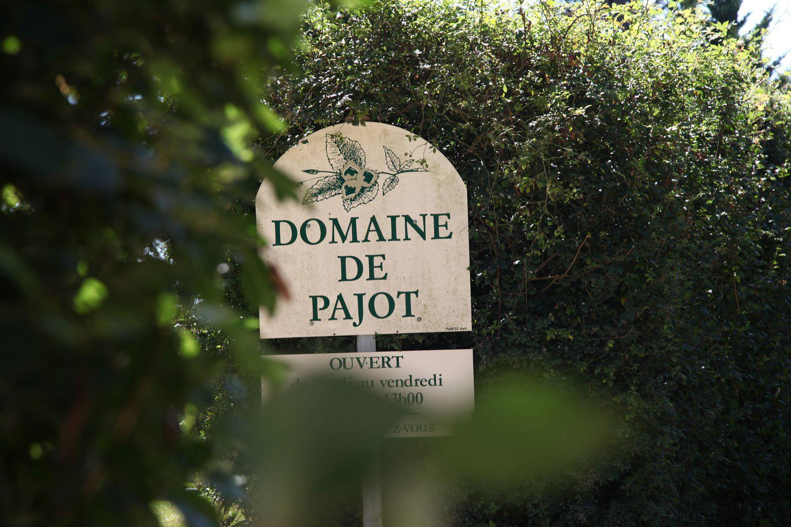 Domaine Pajot Vin Bio Côte de Gascogne