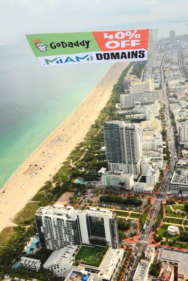 GoDaddy Miami Domains