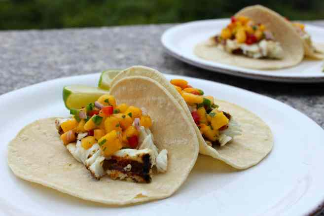 Grilled-Halibut-Tacos-with-peach-salsa-2