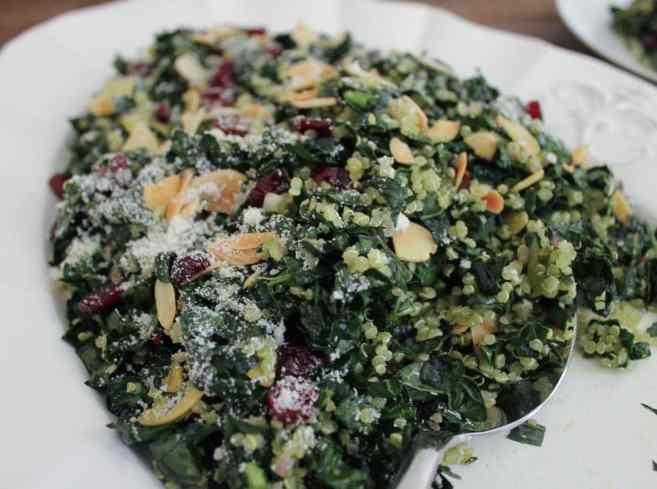 how to prepare fresh kale for eating
