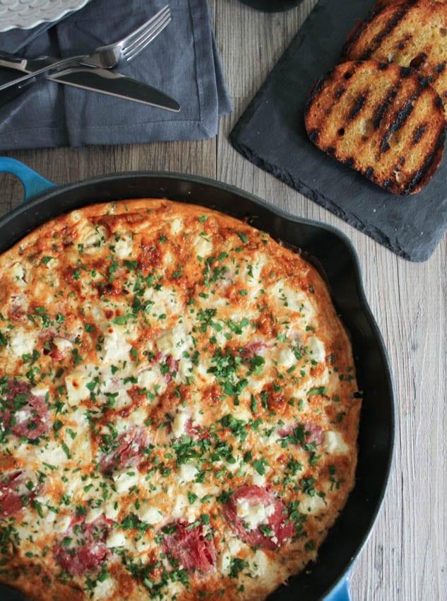 shakshuka-egg-white-frittata-with-turkey-sausage-8