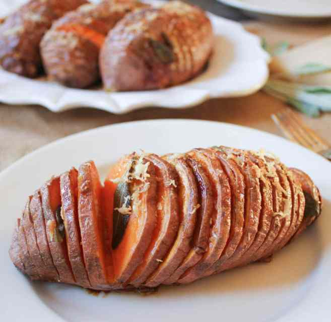 Hasselback-Sweet-Potatoes-with-Sage-and-Parmesan-10