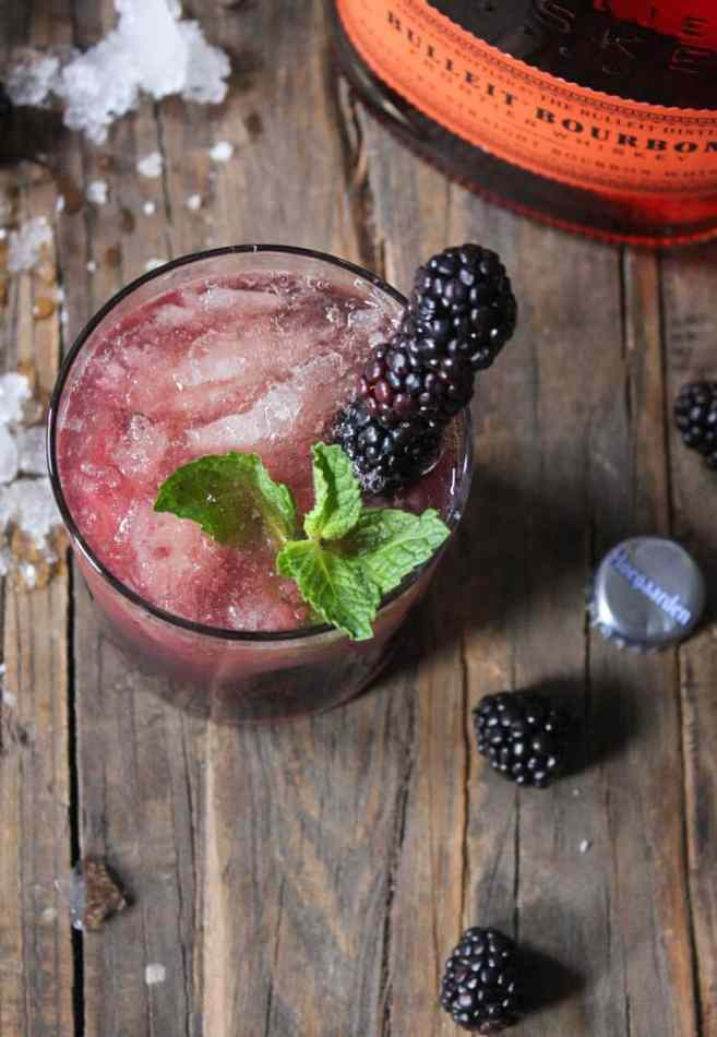 Blackberry-Whiskey-Beer-Cocktail-Recipe