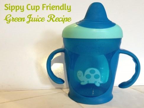 Easy Green Juice