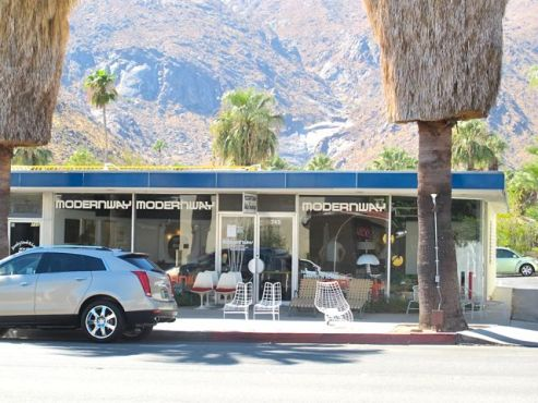 Mid century modern shopping in palm springs domestic for Shopping in palm springs ca