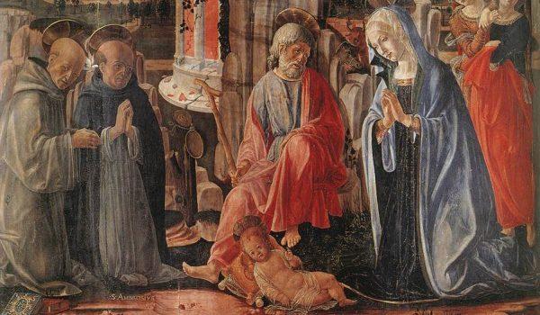 nativity - francesco