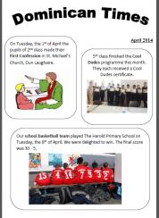 School-newsletter-April-2014-cover