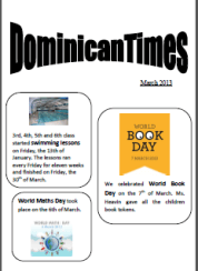 School-newsletter-march-2013-cover