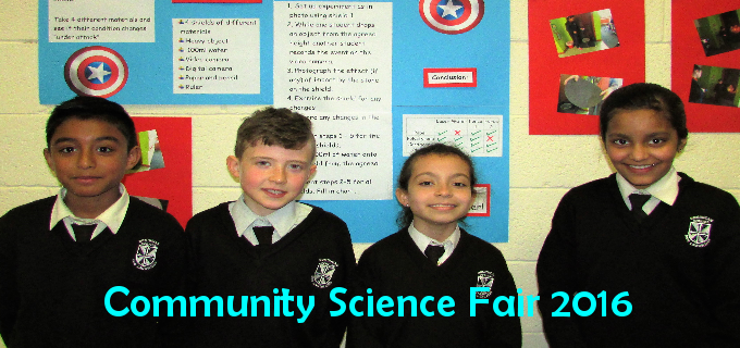 Community Science Fair 2016