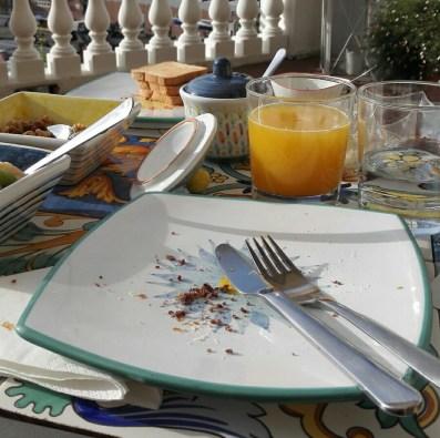 #colazioneintour, Molo 44 (col sole)