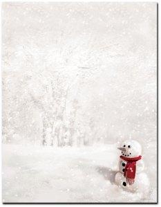 Snowman-in-Red-Scarf-darker