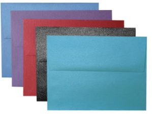 metallic-envelopes