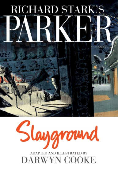 Darwyn Cooke's Graphic Novel (Hardcover) (2013)