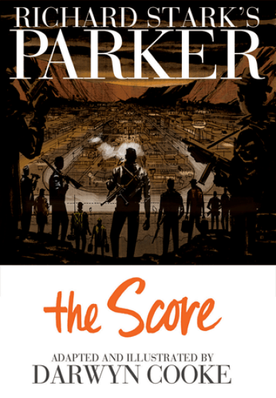 Darwyn Cooke's Graphic Novel (Hardcover) (2012)