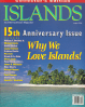 Islands Magazine (Aug, 1996)