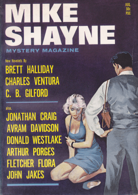 Mike Shayne Mystery Magazine (Aug, 1965)