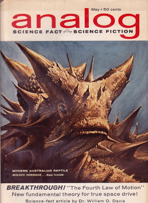 Analog Science Fact & Science Fiction (May, 1962)